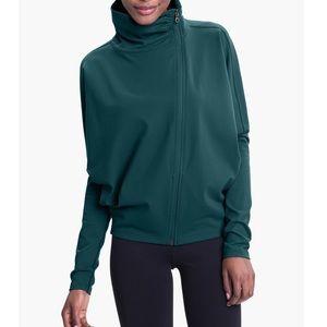 Karma Athletics Debi Asymmetrical zip jacket S